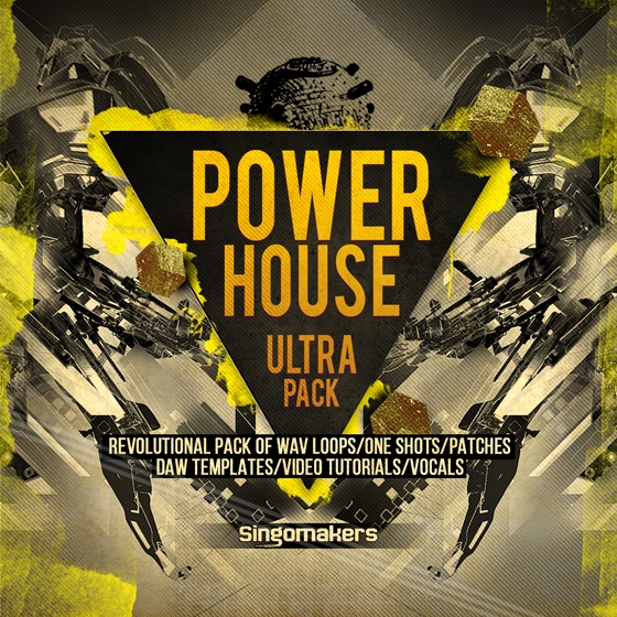 Singomakers Power House Ultra Pack MULTiFORMAT MERRY XMAS
